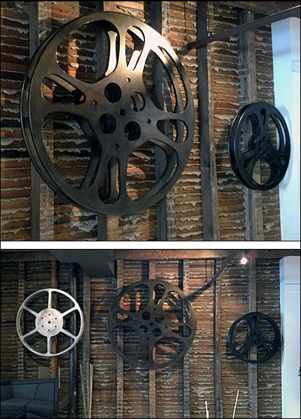 Film Reel Decor Main