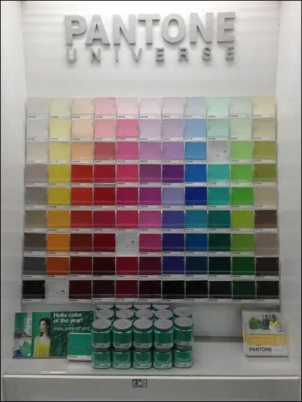 Pantone Universe Expands Main