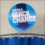 How To Create An Instant Pop-Up Fitting Room for Quick Change In Retail