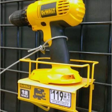 DeWalt Tool Tray for Grid Aux