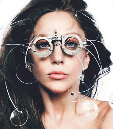 Eyewear Prescription for Lady Gaga Main