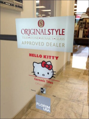 Hello Kitty Approved Dealer 6