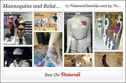 Mannequin and Related in Retail