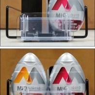 Mio Auto Feed Asymmetry Closeup