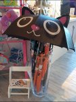 Nina Kitty Umbrella Aux