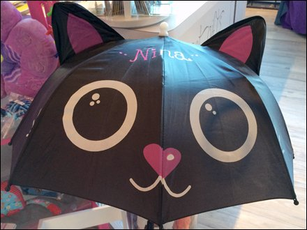Nina Kitty Umbrella Main