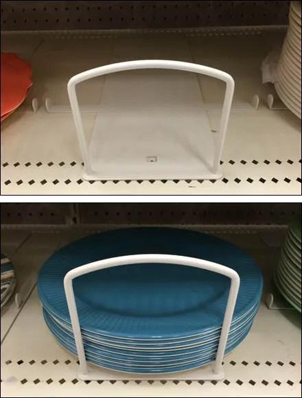 Shelf-Edge Dish Displayer Silo Main