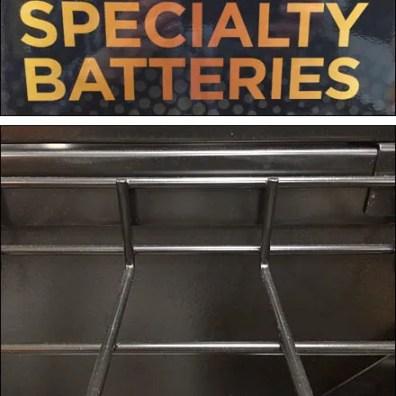 Specialty Batteries Open Wire Shelf Mainjpg