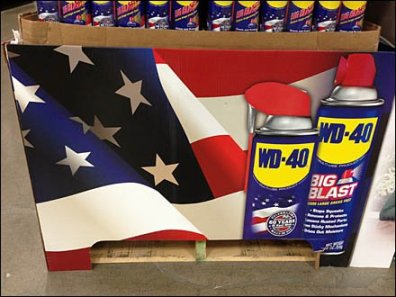 Bed Bath Amp Beyond 174 Goes Stars And Stripes Fixtures Close Up