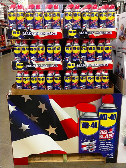 WD-40 Celebrates Made-In-America