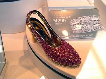 Bejeweled Kitten Heels Jewelry On Sale 1