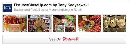 Bushel and Peck Basket Pinterest Board