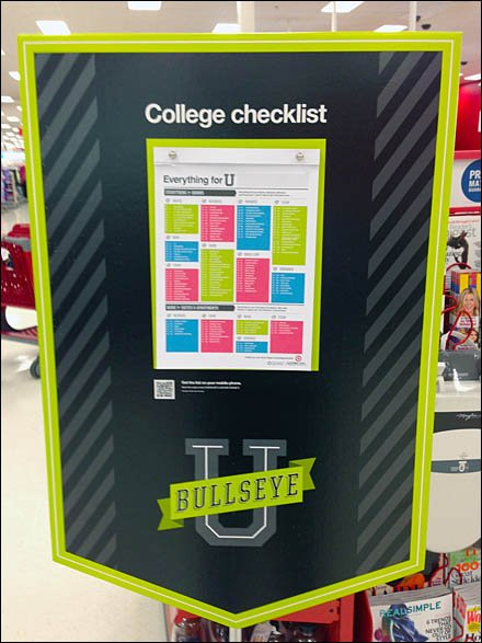 Back-to-School Color-Coded Checklist