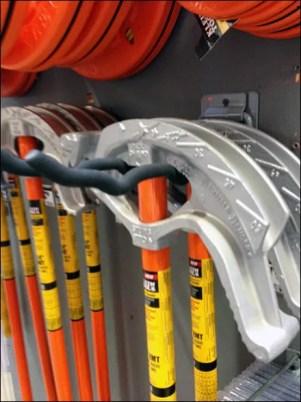 Conduit Bender Undulating Arm Hook 2