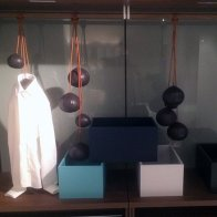 Merchandising Patagonian Bolas Replace Clothes Hangers