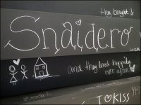 Snaidero In-Store Facebook Wall