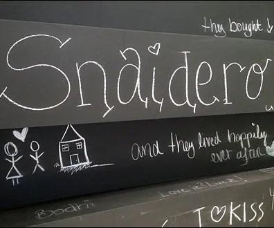 Snaidero Like Us on Facebook Aux