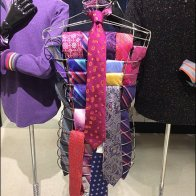 Wireform Neckties Aux