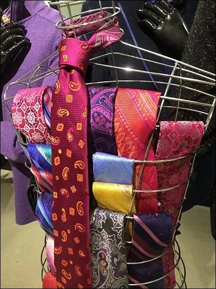 Wireform Neckties Main