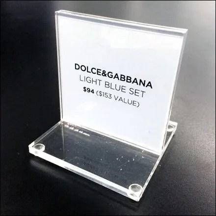 Dolce & Gabbana Micro Sign