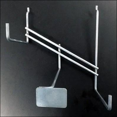 Hammer Hook Pegboard & Slatwall 1 Front