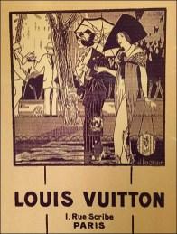 Louis Vuitton Locations in Art Nouveau 3