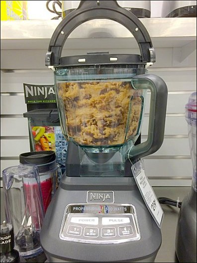Ninja Blender Imitates Reality Main