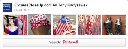 Polka Dots Pinterest Board