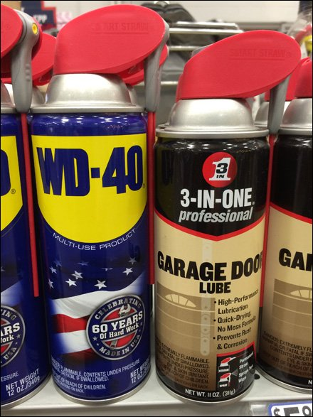 Brand War: WD-40 vs 3-In-One