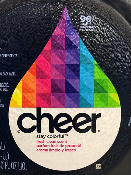 Cheer Colorful Branding Main