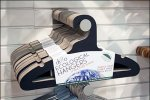 Ditto Ecological Hangers Consumer Sales Aux