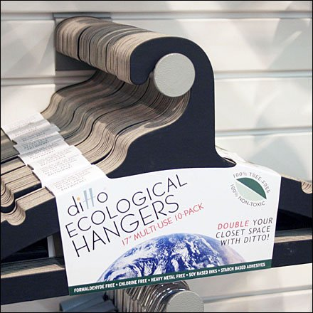 Tree Hugger Clothes Hangers