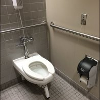 Heavy-Load Toilet Kick Stand Main