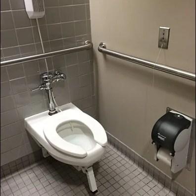 Heavy-Load Toilet Kick Stand Main