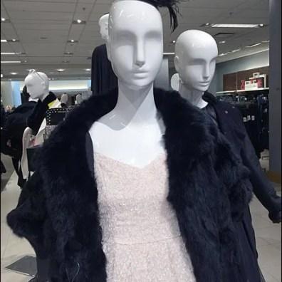 Mannequin Top Hat 1
