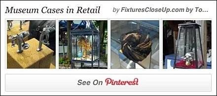 Museum Cases In Retail Pinterest Board for FixturesCloseUp