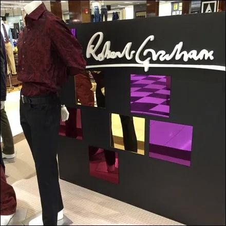 Robert Graham Retail Fixtures - Robert Graham Signature