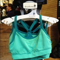 SmartWool Branded Sports Bra Hook and Hanger Main