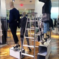 BCBG Ladders Side View