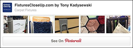 Carpet Fixtures Pinterest Board