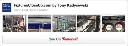 Hang Rod FixturesCloseUp Pinterest Board