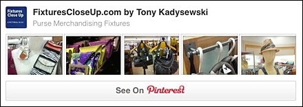 Purse Merchandising Fixtures Pinterest Board