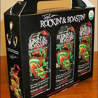 Rockin' & Roastin Coffee 3 Pak