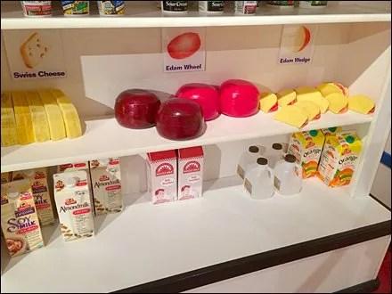 ShopRite Cheese Prop for Children