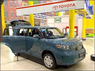 Touch Me Toyota 1