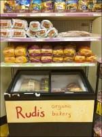 Wegman's Rudi's Frozen Organic Bakery
