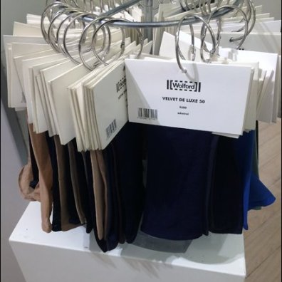 Fabric Sample Carousel on Pedestal Wolfords Main