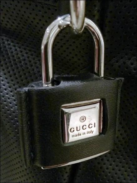 Gucci Security Lock Main