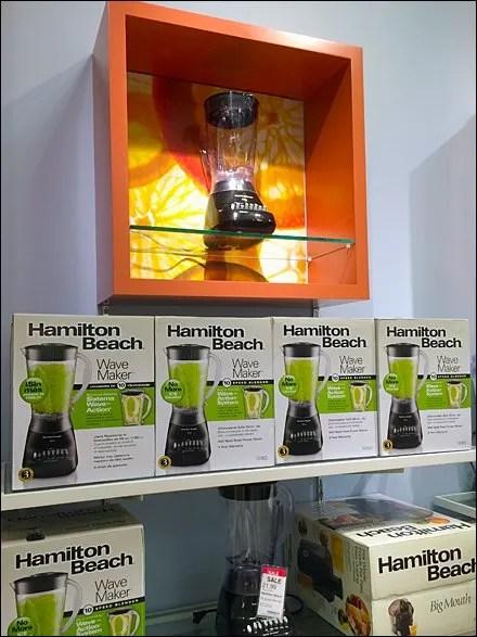 Hamilton Beach Color ShadowBox Aux