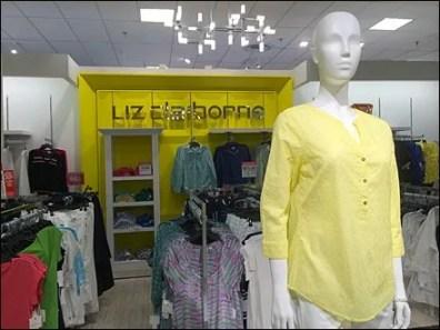 Liz Claiborne Dept Branding 2
